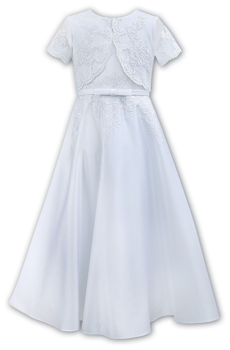 Sarah Louise -b- Communion dress 090051G-1