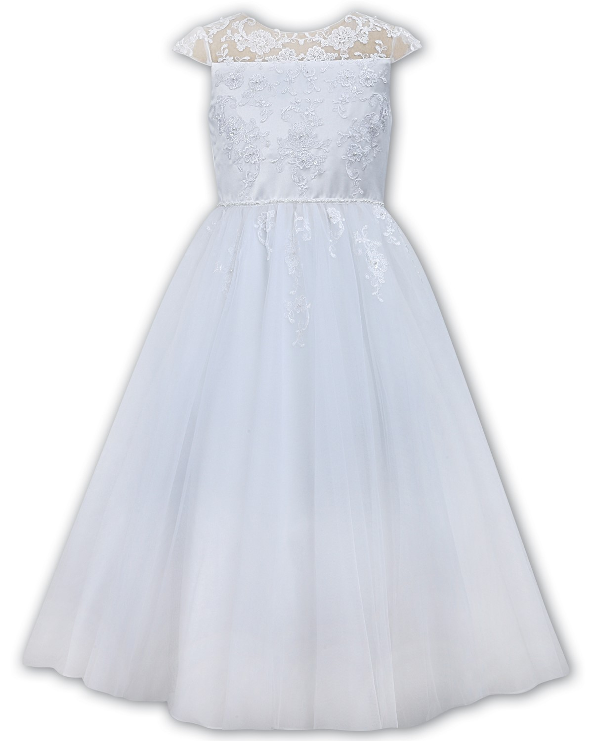 Sarah Louise -b- Communion dress 090064