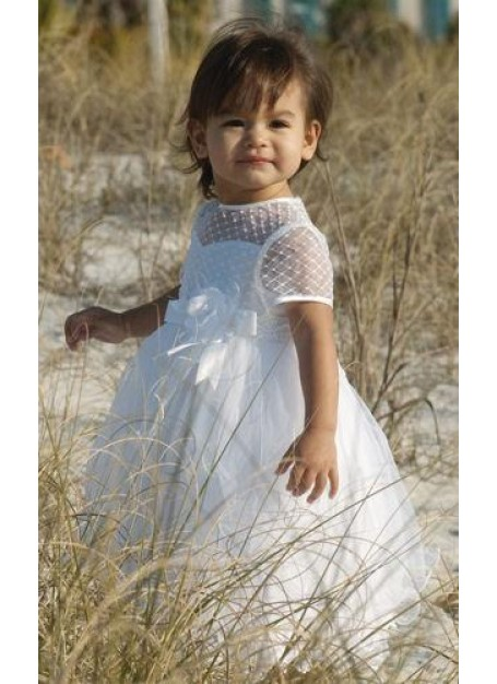 Sarah Louise -b- Flowergirl dress 9405