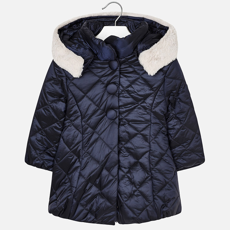 Mayoral V 04424-034 Navy Coat