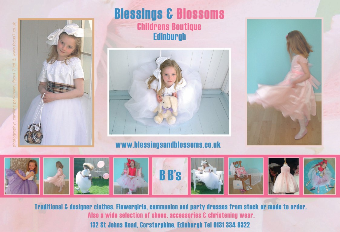 Blessings & Blossoms gallery pictures.