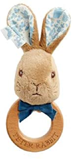 BBs -f- PO1732 Peter Rabbit Ring Rattle