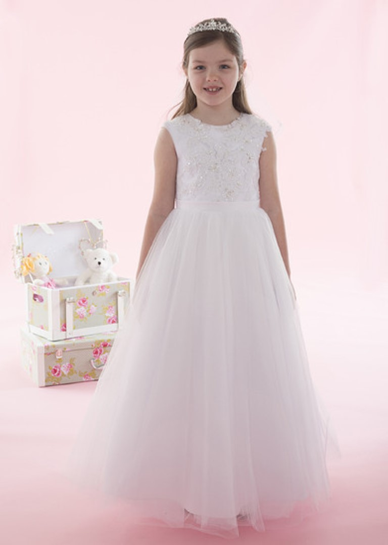 Cora Communion Dress.