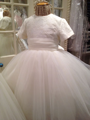 Tilly Flowergirl dress