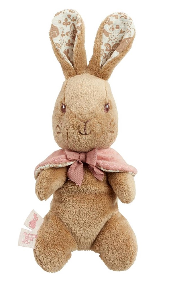 BBs -g- PO 1787 Flopsy signature soft toy