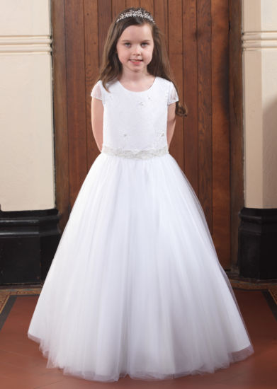 B Hatti Communion Dress