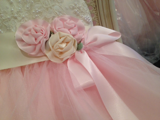The Flowergirl sash company