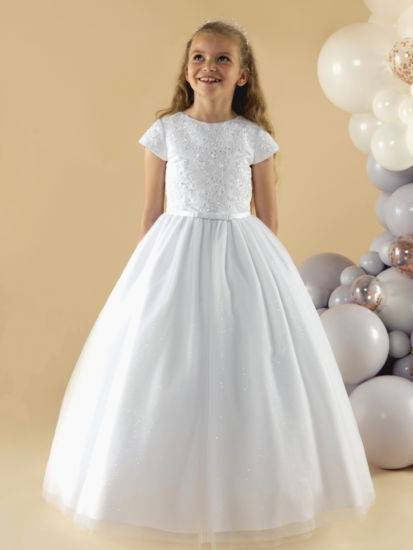 Linzi Jay -a- Isabel Communion Dress