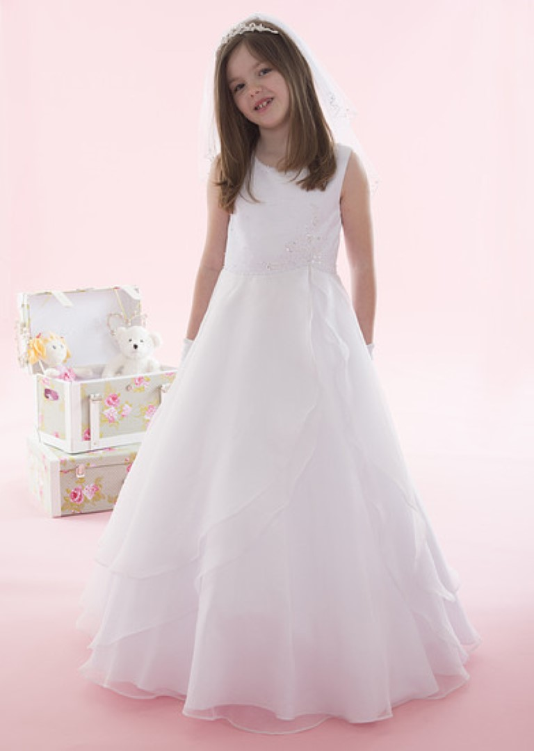 Kylie Communion Dress.