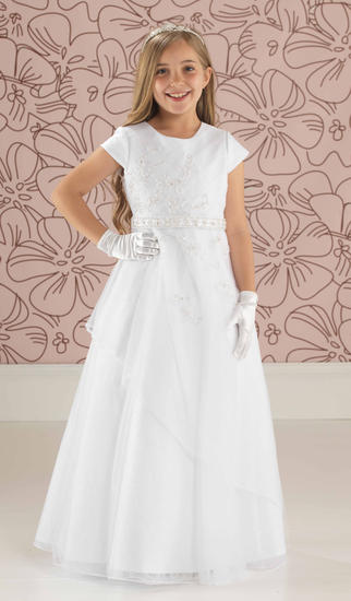 Linzi jay -a- Lexi Communion Dress