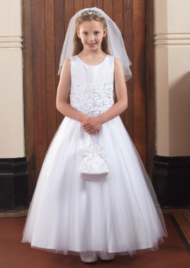 B Patsy Communion Dress