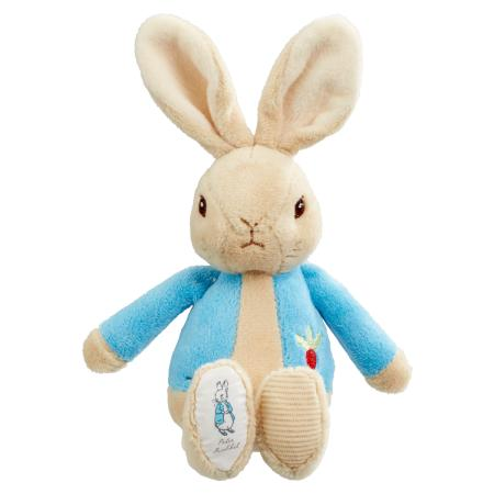 A Peter Rabbit Bean Rattle PO1226P