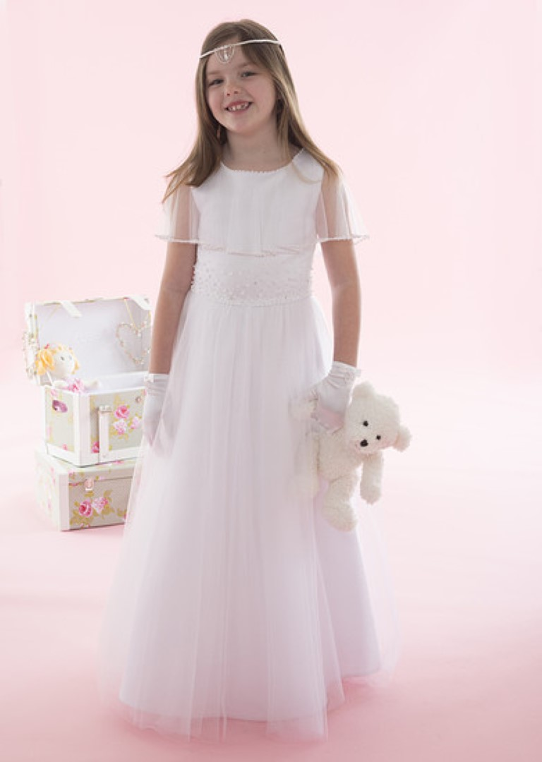 B Sophia Communion Dress