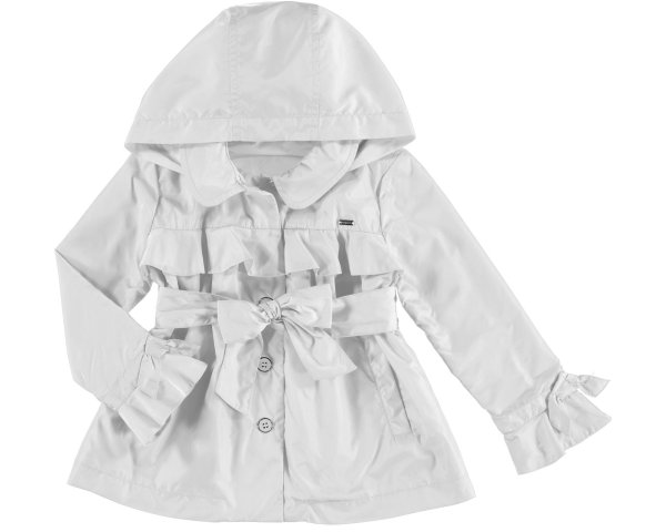 Mayoral White  summer Jkt 3415
