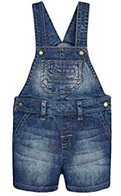 Mayoral -m- Denim dungaree 1639
